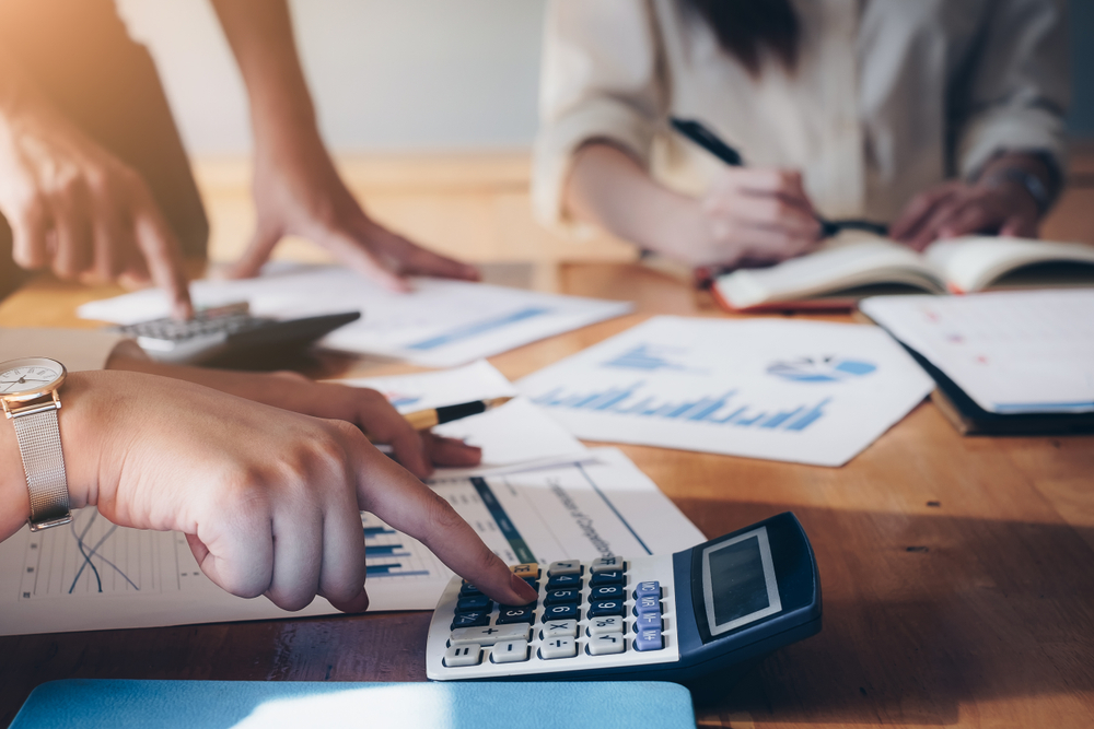 Financiële administratie - Opti Office Solutions