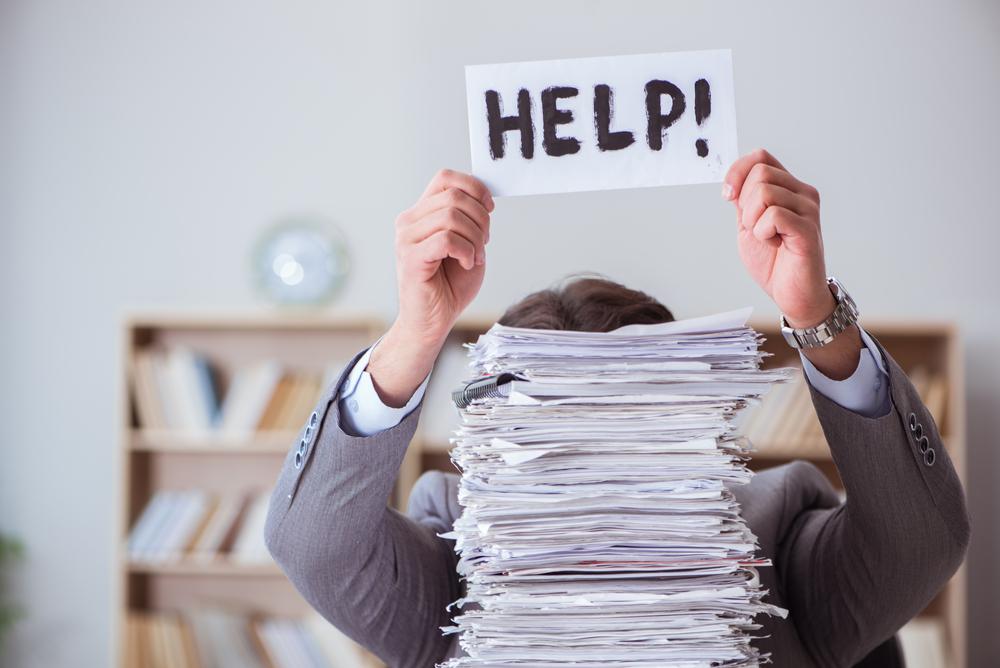 Hulp nodig bij uw administratie - Opti Office Solutions